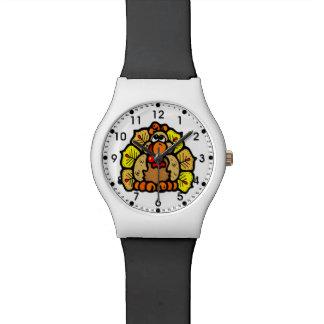 Thanksgiving Turkey Wrist Watches
