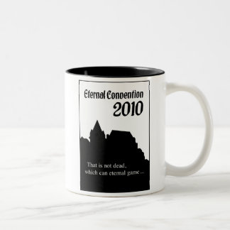 That is emergency DEAD, which CAN eternal game… Two-Tone Coffee Mug
