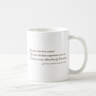 That Place That Does Contain My Books Coffee Mug