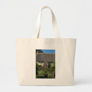 Thatched Cottage Jumbo Tote Bag