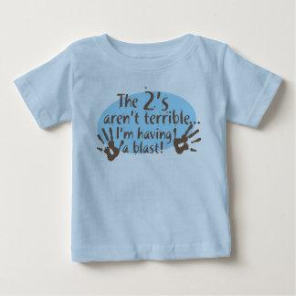 The 2's aren't terrible... tshirt