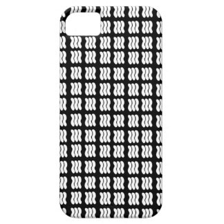 The 3 Beans (B&W) iPhone 5 Case