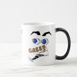 The 7 Deadlies — Greed Morphing Mug