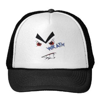 The 7 Deadlies — Wrath Cap Trucker Hat