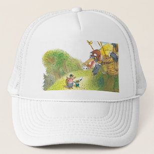 The Adventures of Ted, Ed and Caroll Trucker Hat