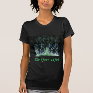 The After Life! Ladies Baby Doll T Tees