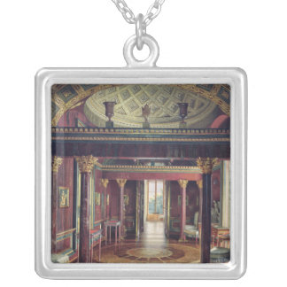The Agate Room in the Catherine Palace Silver Plated Necklace