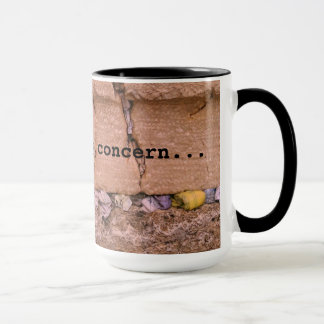 The Agnostic's Mug: To Whom It May Concern... Mug