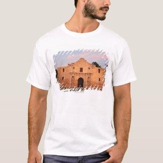 The Alamo Mission in modern day San Antonio, 2 T-Shirt