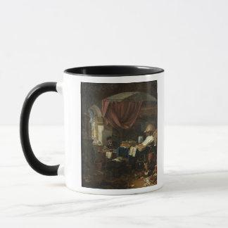 The Alchemist's Laboratory Mug