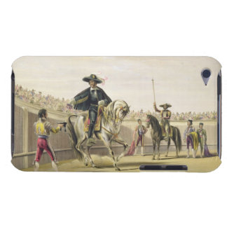 The Alguazil Delivering the Keys of the Toril, 186 iPod Touch Case-Mate Case
