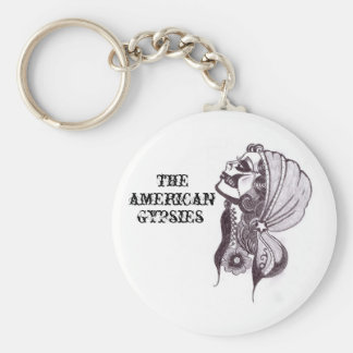 The American Gypsies Keychain