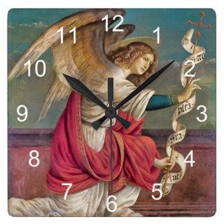The Angel Gabriel Wall Clocks