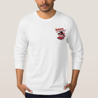 The Animal Avengers Small Logo Jersey LS Shirt