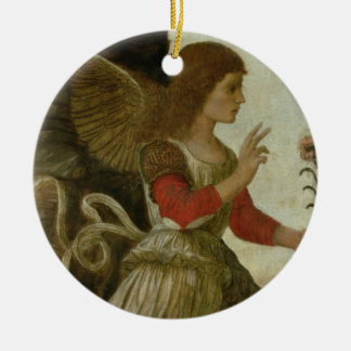 The Annunciating Angel Gabriel Christmas Ornament