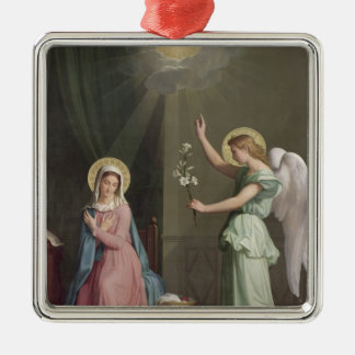 The Annunciation, 1859 Christmas Ornament