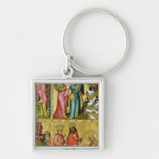 The Annunciation to St. Joachim Key Ring