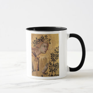 The Annunciation with St. Margaret Mug