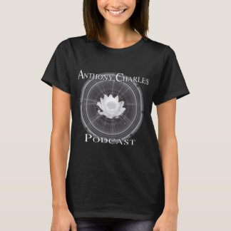 The Anthony  Charles Podcast Logo Tee
