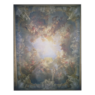 The Apotheosis of Hercules, from the ceiling of Th