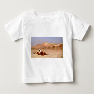 The Arab And His Steed Baby T-Shirt