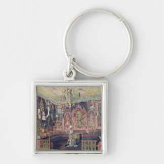 The Arabian Hall in the Catherine Palace 0 Key Ring