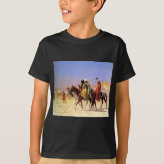 The Arabian person who crosses the desert T-Shirt