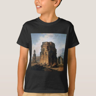 The Arc de Triomphe and the Theatre of Orange T-Shirt