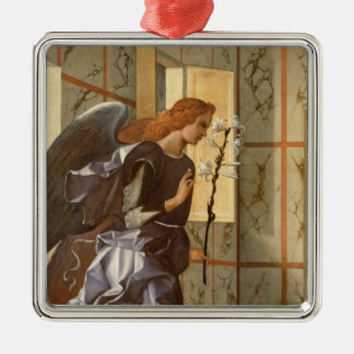 The Archangel Gabriel, from The Annunciation dipty Christmas Ornament