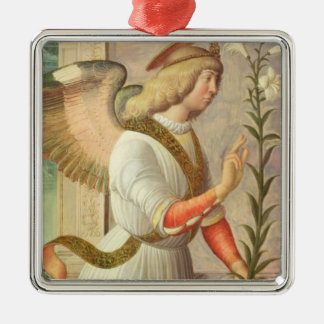 The Archangel Gabriel (panel) Christmas Ornament