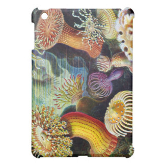 the Art of Nature by Ernst Haeckel Case For The iPad Mini