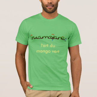 The art of the green mango > series to mangéboir T-Shirt