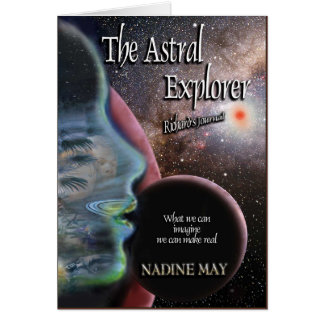 The Astral Traveller Greeting Card