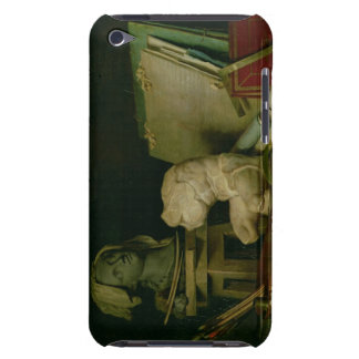 The Attributes of the Arts, 1769 (oil on canvas) iPod Case-Mate Cases
