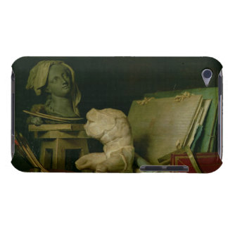 The Attributes of the Arts, 1769 (oil on canvas) iPod Touch Case-Mate Case