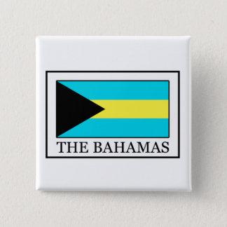 The Bahamas 15 Cm Square Badge