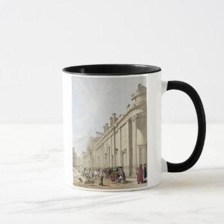 The Bank of England looking towards the Mansion Ho Mug
