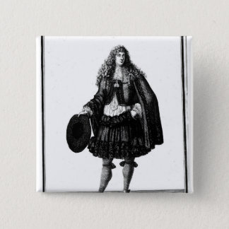 The Banker, 1678 15 Cm Square Badge