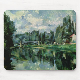 The Banks of the Marne at Creteil, c.1888 Mouse Pad