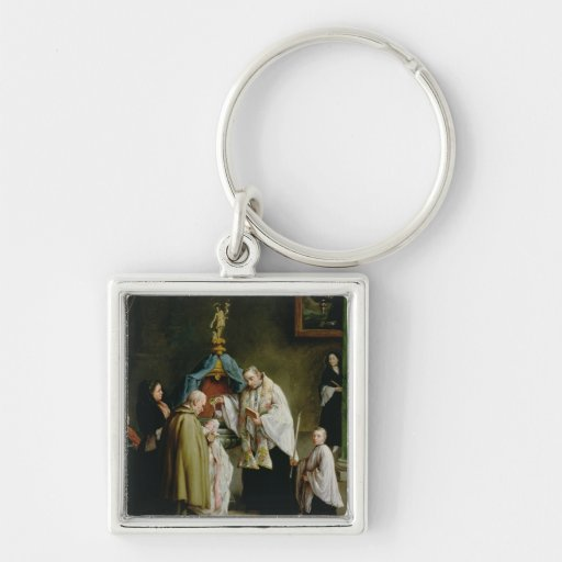 The Baptism Keychains