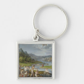The Baptism of Christ 2 Key Chains