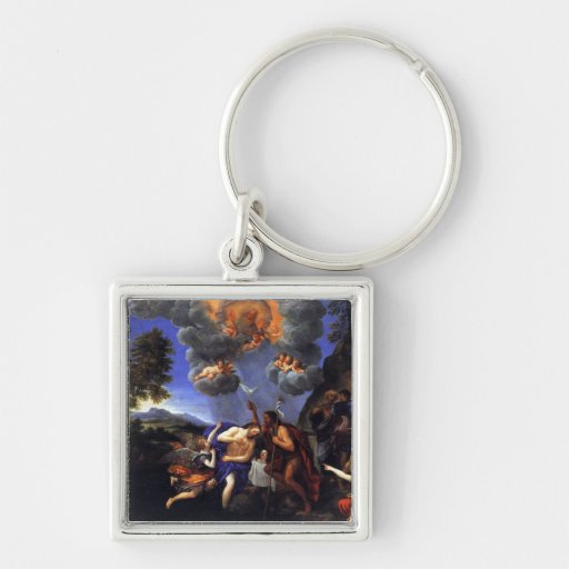The Baptism of Christ Keychains