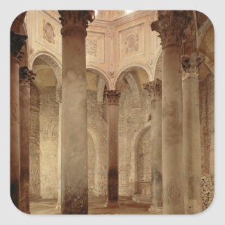 The Baptistery Square Sticker