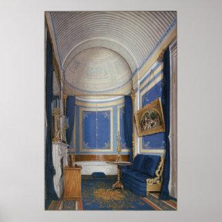 The Bathroom of Grand Princess Maria Alexandrovna Poster
