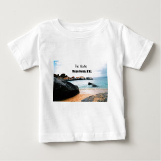 The Baths, Virgin Gorda B.V.I. Baby T-Shirt
