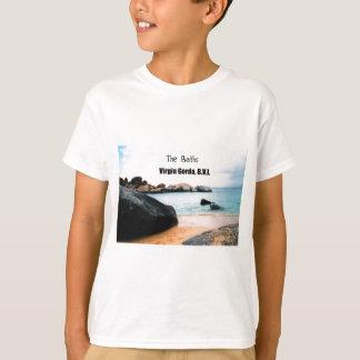 The Baths, Virgin Gorda B.V.I. T-Shirt