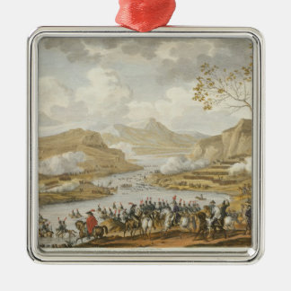 The Battle and Crossing of the Tagliamento, 26 Ven Christmas Ornament