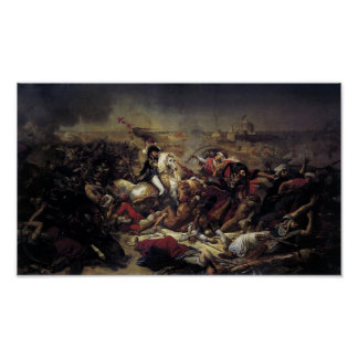 The Battle of Aboukir Poster