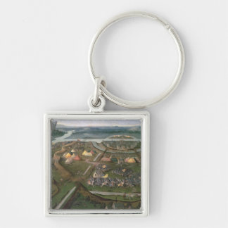 The Battle of Pavia in 1525, c.1530 Key Ring