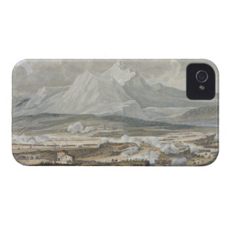 The Battle of Rivoli, 25 and 26 Nivose, Year 5 (Ja iPhone 4 Case-Mate Cases